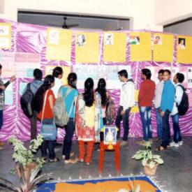 Jagar Poster Exhibition Women Empowerment